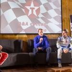 Q&A сессия с Олегом Петриковым и Владимиром Удалёнковым. 01-10-2013, ресторан Тарантино