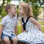 Екатерина, Денис, Ваня и Лиза. 14-06-2019 Семейная фотосессия ЖК Green Park