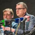 Гарик Сукачев Мой Высоцкий. 30-05-2014 Пресс-конференция, Дом Высоцкого на Таганке