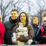 Масленица. Концерт в Парке Горького. 22-02-2015 ЦПКиО им. Горького