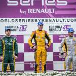 World Series by RENAULT sport. 23-06-2013 Moscow RaceWay