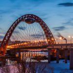 Ночная фотосъёмка. Архитектурные сооружения, здания в ночное и вечернее время