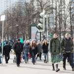 День святого Патрика/St.Patrick`s Day. 15-03-2014 Сокольники, Москва/Sokolniki, Moscow