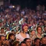 ВДНХ - 75! Открытие Зеленого театра. 02-08-2014 ВДНХ