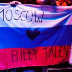 Billy Talent. 23-11-2012 клуб А2