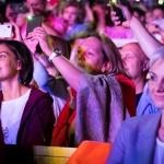 Ирина Богушевская Обнимая ветер. 02-09-2018 Зелёный театр ВДНХ, Сцена на воде
