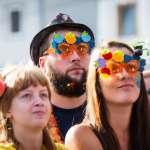 День варенья 2014. 16-08-2014 Концерт на Лубянской площади