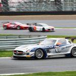 FIA GT3 European Championship. 02-09-2012 Moscow RaceWay