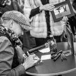 Гарик Сукачев, автограф-сессия. 12-11-2013 Автограф-сессия в книжном магазине Москва