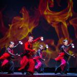Шоу Джеки Чана Врата Шаолинь. 03-12-2016 Vegas City Hall  Акробатическое музыкальное шоу мастеров восточных единоборств Dragon Tong